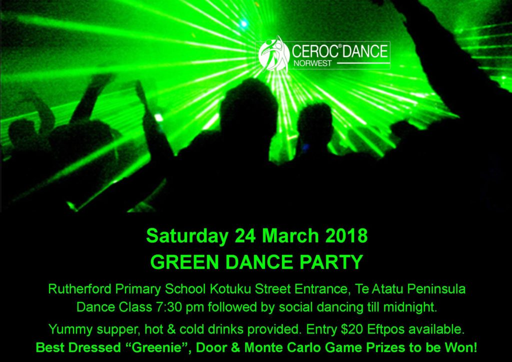 Norwest Dance Party @ Rutherford Primary School Hall Entrance off Kotuku Street | Auckland | Auckland | New Zealand
