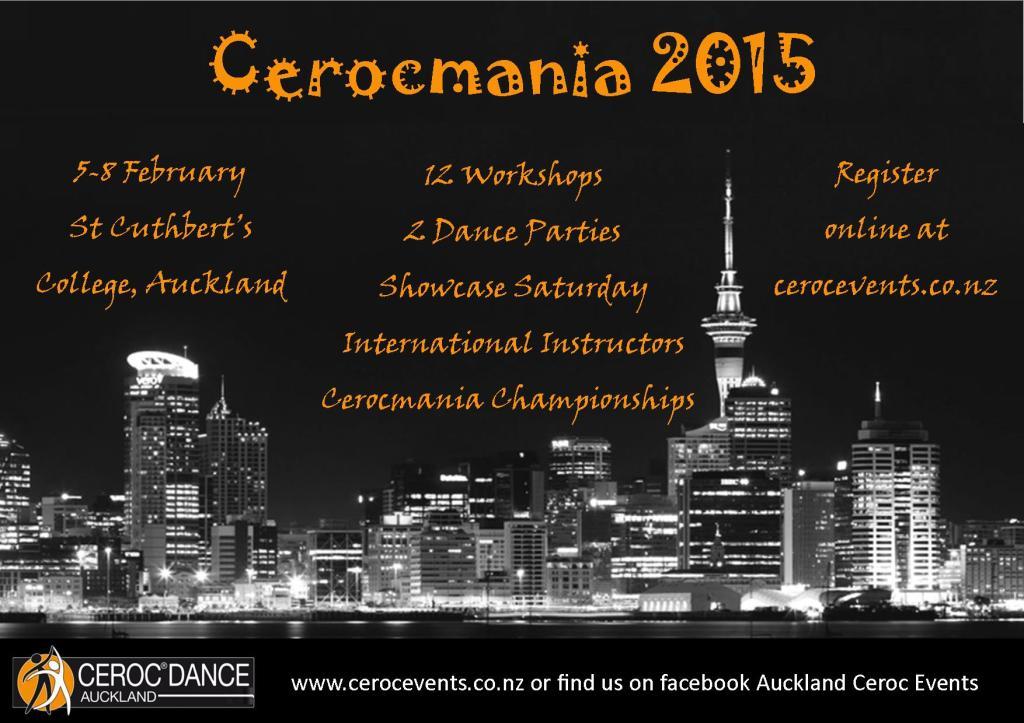 Cerocmania 2015 Version 4