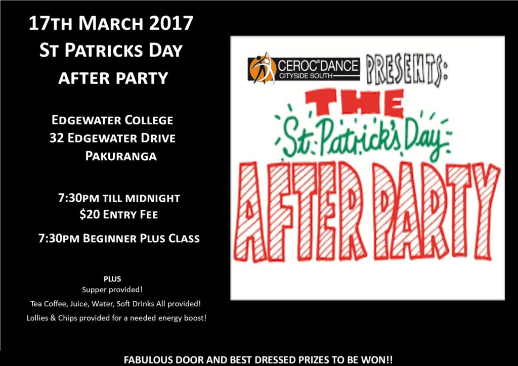 Cityside South Dance Party @ Edgwater College | Auckland | Auckland | New Zealand