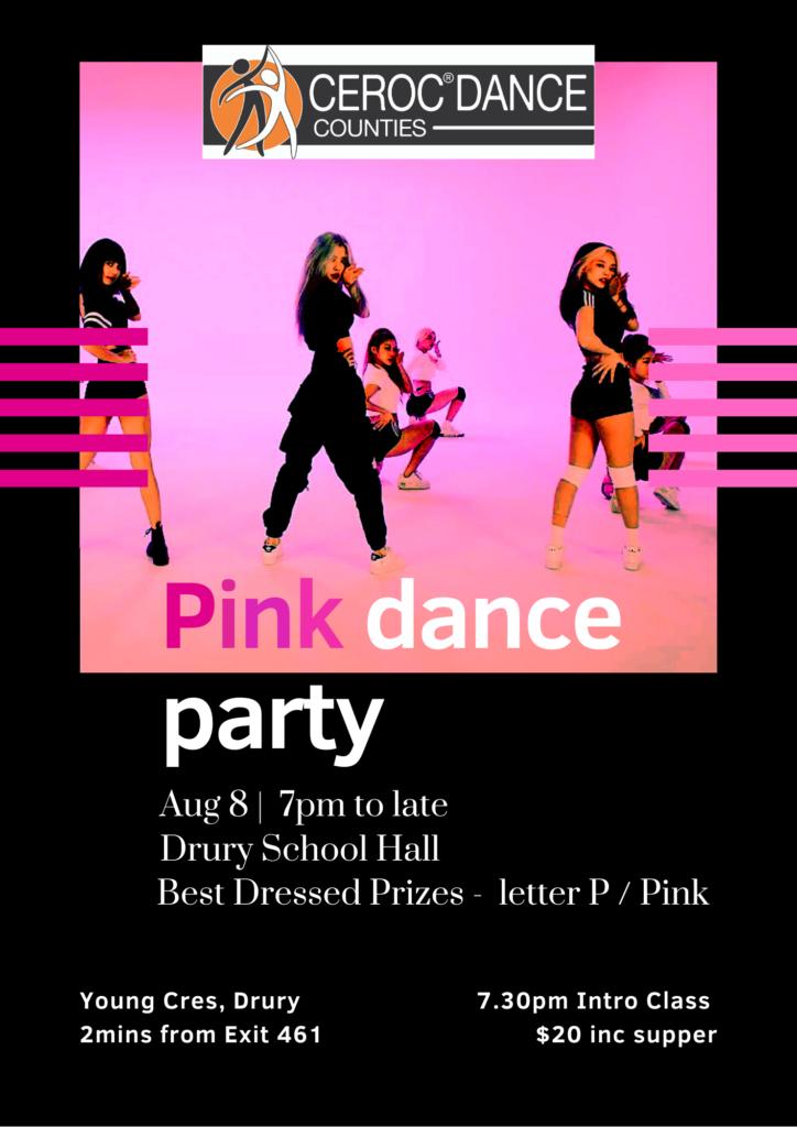 Ceroc Counties Dance Party @ Drury School Hall | Drury | Auckland | New Zealand